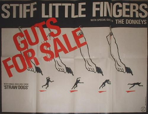 Stiff Little Fingers Christmas Album