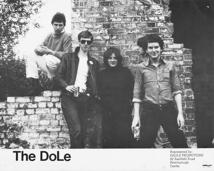 The Dole - New Wave Love / Hungry Men