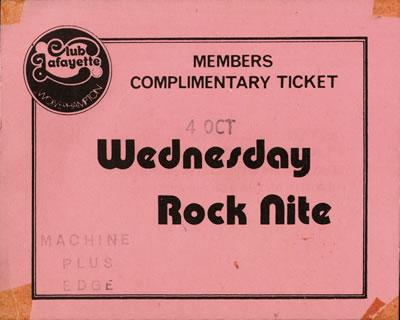 ticket taker machine