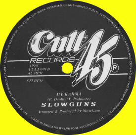 Slowguns - The Time Is Right For Us